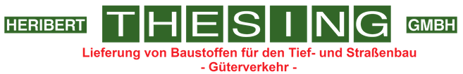 Logo Heribert Thesing GmbH in Coesfeld
